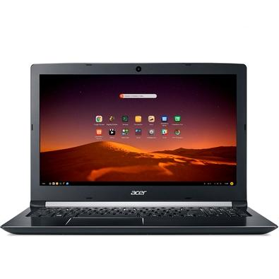 Notebook Acer Aspire 5, Intel Core i7-7500U, 8GB, HD 2TB, 15.6´, Linux - A515-51-74ZA