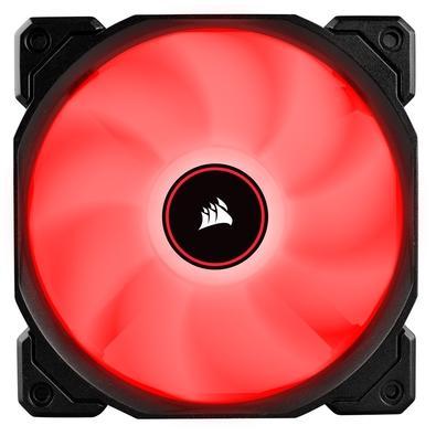 Cooler FAN Corsair AF120 Red Single - CO-9050080