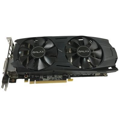 Placa de Vídeo Galax NVIDIA GeForce GTX 1060 EX OC 6GB, GDDR5 - 60NRH7DVM6EC