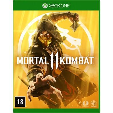 Game Mortal Kombat 11 Xbox One