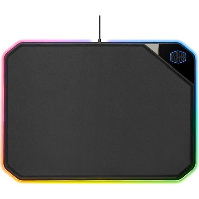 Mousepad Gamer Cooler Master MP860, RGB, Control/Speed, Médio (360x260mm) - MPA-MP860-OSA-N1