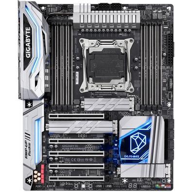 Placa-Mãe Gigabyte X299 Designare EX, Intel LGA 2066, ATX, DDR4 (Rev. 1.0)