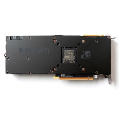 Placa de Vídeo Zotac NVIDIA GeForce RTX 2080 8GB, GDDR6 - ZT-T20800G-10P