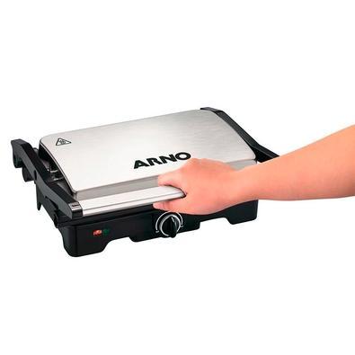 Grill Arno Dual Inox, 220V - SW332DB1