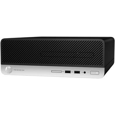 Computador HP 400G5 SFF, Intel Core i5-8500, 8GB, HD 500GB, Windows 10 Pro + Mouse e Teclado - 5JF18LA