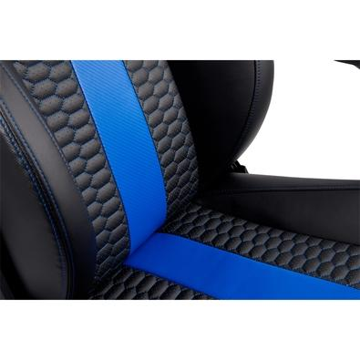 Cadeira Gamer Corsair T2 Road Warrior, Black Blue - CF-9010009-WW