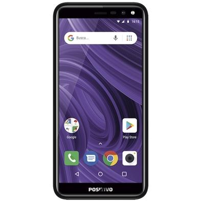 Smartphone Positivo Twist 2 Fit S512, 16GB, 8MP, Tela 5.3´, Preto - 3900990