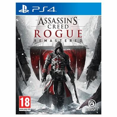 Game Assassins Creed Rogue PS4