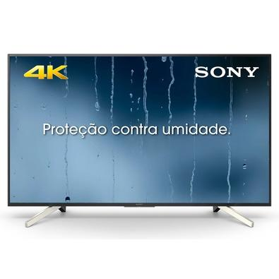 Smart TV LED 65´ UHD 4K Sony, 4 HDMI, 3 USB, Wi-Fi - KD-65X755F