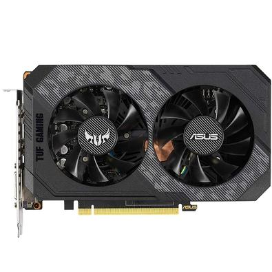 Placa de Vídeo Asus TUF NVIDIA GeForce GTX 1660 6GB, GDDR5 - TUF-GTX1660-O6G-GAMING