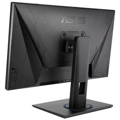 Monitor Gamer Asus LCD 24´ Widescreen, Full HD, HDMI/VGA, FreeSync, Som Integrado, 1ms, Altura Ajustável - VG245HE