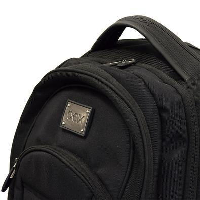 Mochila OEX Urban para Notebook até 15?, Preta - BK101