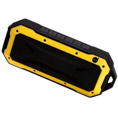 Caixa de Som Dazz Adventure, Bluetooth, 6W, Amarelo - 6014295
