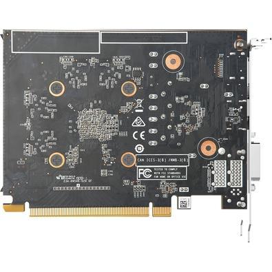 Placa de Vídeo Zotac NVIDIA GeForce GTX 1650 4GB, GDDR5 - ZT-T16500F-10L