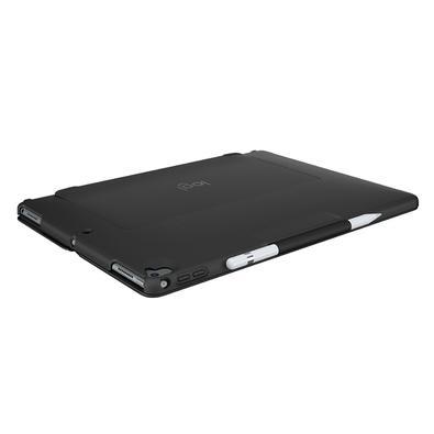 Capa Logitech Slim Combo Com Teclado Iluminado Para iPad Pro 12.9´ Preto - 920-008364