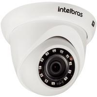 Câmera Dome IP Intelbras Infravermelho, Lente 2.6mm, 720p, IR 30m - VIP S4020 G3 4564180