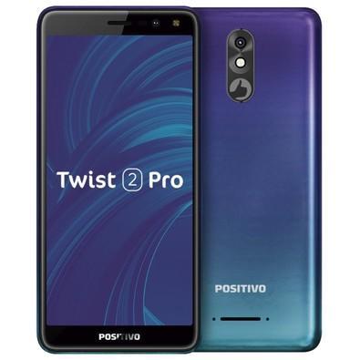 Smartphone Positivo Twist 2 Pro S532, 32GB, 8MP, Tela 5.7´, Aurora - 3900962