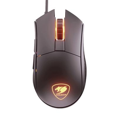 Mouse Gamer Cougar Revenger ST, RGB, 6 Botões, 5000DPI