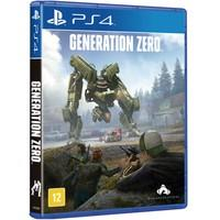 Game Generation Zero PS4