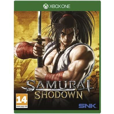 Game Samurai Shodown Xbox One