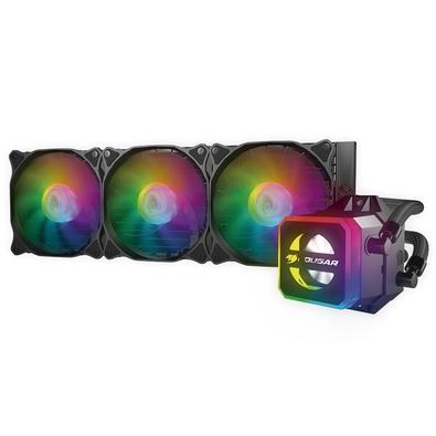Water Cooler Cougar Helor 360, 360mm, RGB - 35CCL36