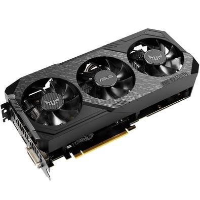 Placa de Vídeo Asus TUF3 NVIDIA GeForce GTX 1660 6GB, GDDR5 - TUF3-GTX1660-A6G-GAMING