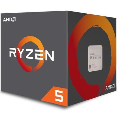 Placa-Mãe Asus Prime A320M-K, AMD AM4 + Processador AMD Ryzen 5 1600