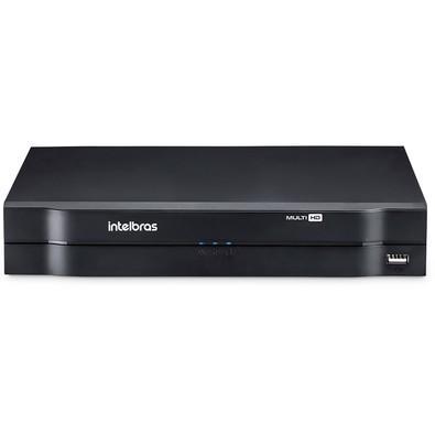 DVR Intelbras Multi HD 04 CH com HD 1TB MHDX 1104 - 4580348