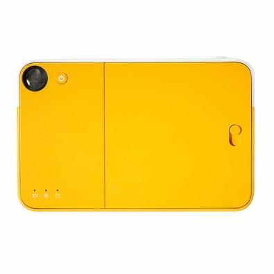 Câmera Instantânea Kodak Printomatic, Amarela - Rodomatic