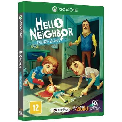 Game Hello Neighbor Esconde Esconde Xbox One