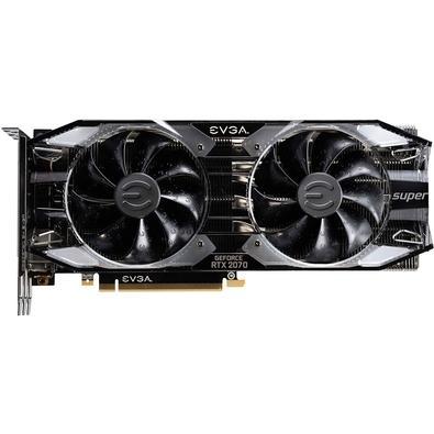 Placa de Video EVGA GeForce RTX 2070 Super XC Ultra Gaming, 8GB, GDDR6 - 08G-P4-3173-KR