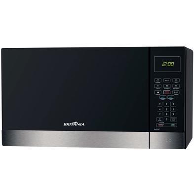 Micro-ondas Britânia, 26L, 1400W, 110V, Preto - BMO26IP