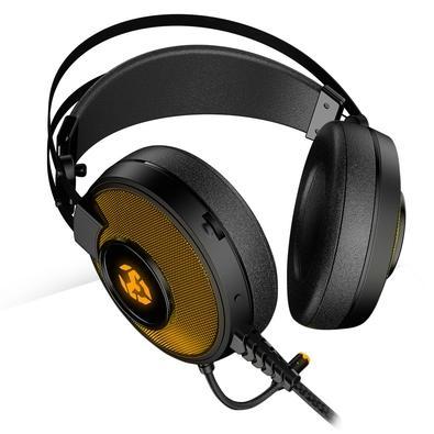 Headset Gamer NOX Kayle, LED, 7.1, Drivers 50mm - NXKROMKAYLE