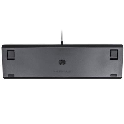 Teclado Mecânico Gamer Cooler Master CK550, RGB, Switch Gateron Brown, US - CK-550-GKGM1