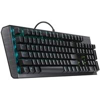Teclado Mecânico Gamer Cooler Master CK550, RGB, Switch Gateron Brown, US - CK-550-GKGM1