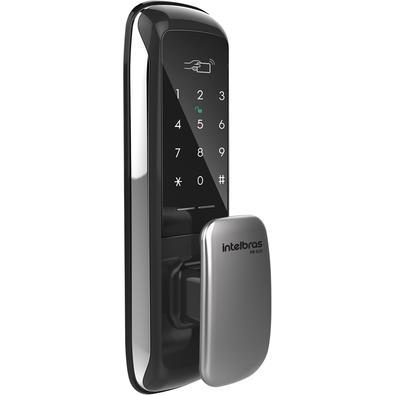 Fechadura Digital Intelbras FR 620, Push & Pull, Até 04 Senhas - 4670620