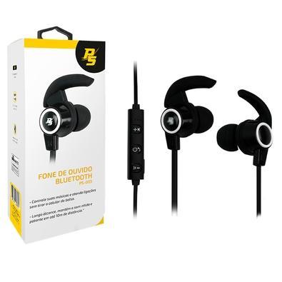 Fone de Ouvido Bluetooth Performance Sound PS-0005, Com Microfone, Recarregável - 043-0005