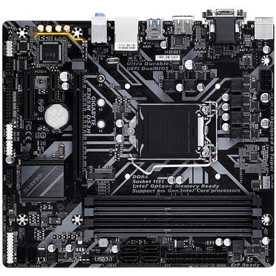 Placa-Mãe Gigabyte B365M DS3H, Intel LGA 1151, mATX, DDR4