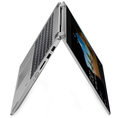 Notebook Lenovo 2 em 1 Ideapad C340, Intel Core i5-8265U, 4GB, SSD 128GB, Windows 10, 14´, Prata - 81RL0004BR