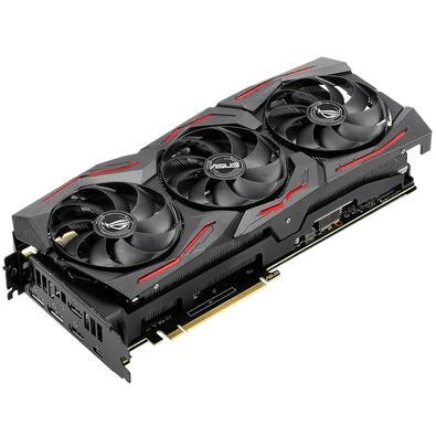 Placa de Vídeo Asus ROG Strix NVIDIA GeForce RTX 2070 Super 8GB, GDDR6 - ROG-STRIX-RTX2070S-O8G-GAMING