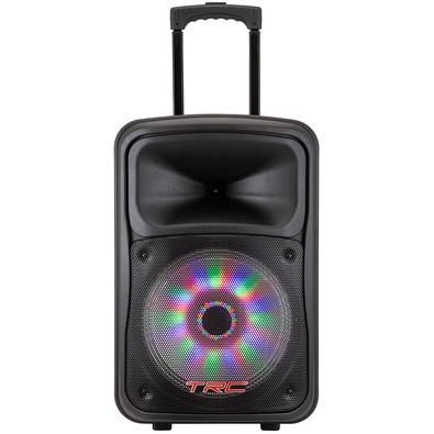 Caixa de Som Amplificada TRC 536, Bluetooth, USB, LED, 480W RMS - TRC 536