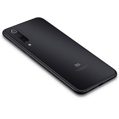 Smartphone Xiaomi Mi 9SE, 64GB, 48MP, Tela 5.97´, Preto + Capa e Película - CX274PRE