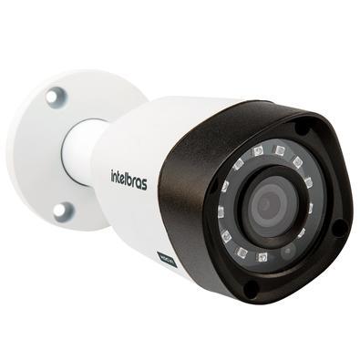 Câmera Bullet Intelbras VHD 3230 B G4, Lente 3.6mm, IR 30m, Multi HD, Infravermelho - 4565270