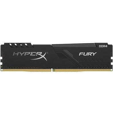 Memória Ram Fury 4gb Ddr4 3200mhz Hx432c16fb3/4 Hyperx