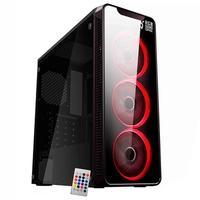 Computador Gamer NTC Vulcano II 7116, AMD Ryzen 5 3400G, 16GB, SSD 480GB, Windows 10 PRO + Versão de Avaliação 30 dias
