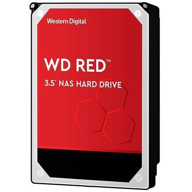 HD WD Red NAS, 6TB, 3.5´, SATA - WD60EFAX
