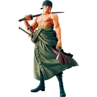 Action Figure One Piece, Roronoa Zoro, Memory Figure - 27173/27174