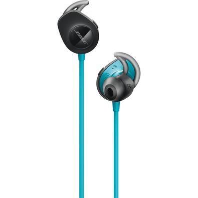 Fone de Ouvido Bluetooth Bose SoundSport, Recarregável, Azul - 761529-0020
