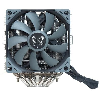 Cooler para Processador Scythe Fuma 2, AMD/Intel -  SCFM-2000