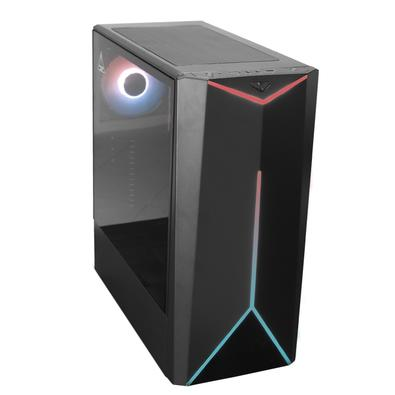 Gabinete Gamer OnePower C03, Mid Tower, com FAN, Lateral em Vidro - C03